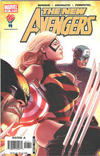 THE NEW AVENGERS #17 COMIC SPIDER-MAN CAPTAIN AMERICA IRON MAN