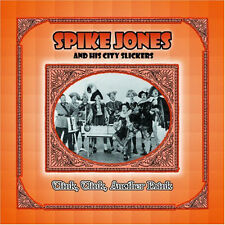 SPIKE JONES - CLINK CLINK ANOTHER DRINK BRAND NEW SEALED CD MUSICAL COMEDY SONGS