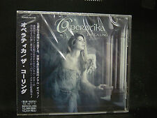 OPERATIKA The Calling +1 JAPAN CD Megen Agan Stream Of Passion Within Temptation