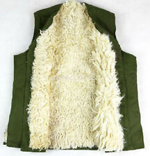 Surplus Chinese PLA Army Military Men's Wool Clothes Vest-D289