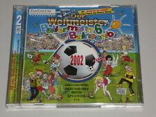 BALLERMANN 6 - DER WELTMEISTER 2 CD 'S MIT TOTEN HOSEN RIGHT SAID FRED NENA WHAM