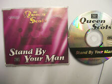 QUEEN OF SCOTS Stand By Your Man – 1997 UK CD – Euro House – BARGAIN!