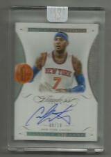 2014-15 Carmelo Anthony Flawless Encased Auto 08/10