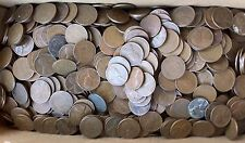 500 WHEAT PENNIES P~D~S AND SOME STEELIES LOT P