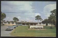 Postcard PORT CHARLOTTE Florida/FL  St Joseph's Hospital view 1950's
