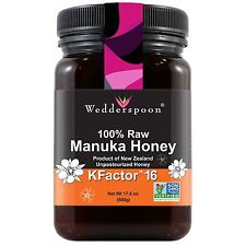 Manuka Honey KFactor 16+ 500g Wedderspoon