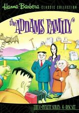 The Addams Family: Complete Classic Hanna Barbera Animated Series Box/DVD Set