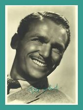Douglas fairbanks jr. | actor | original-autógrafo en Star photo