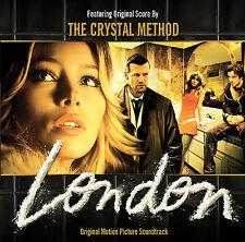 1 CENT CD London - SOUNDTRACK crystal method, evil nine, troy bonnes