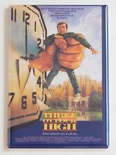 Three O'Clock High FRIDGE MAGNET (2 x 3 inches) movie poster