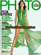 French Photo 10/03,Cindy Crawford,October 2003,NEW