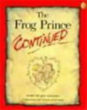 The Frog Prince, Continued (Picture Puffin), Scieszka, Jon, Good Book