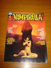 VAMPIRELLA #40 VF (8.0) MARCH 1975 WARREN HORROR MAGAZINE