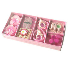 Mini Elephant Rose Incense, Burner & Candle Christmas / Birthday Gift Set