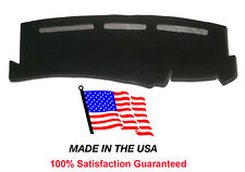 2001-2006 Chevy Tahoe Black Carpet Dash Cover Mat Pad CH77-5