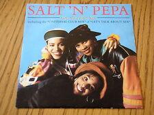 """SALT N PEPA - YOU SHOWED ME  7"""" VINYL PS"""