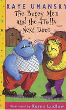 The Bogey Men and the Trolls Next Door by Kaye Umansky (Paperback, 1997)