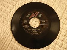 AL GREEN TIRED OF BEING ALONE/GET BACK BABY HI 2194