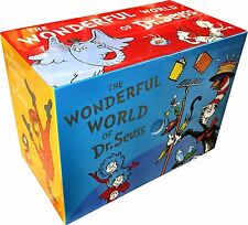 The Wonderful World of Dr Seuss 20 Books Collection Box Set by Dr. Seuss