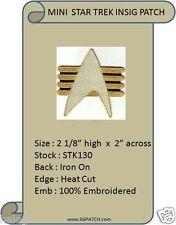STAR TREK FUTURE IMPERFECT MINI PATCH - STK130
