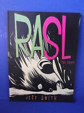 Cartoon Graphic Novel Rasl Vol. 1 - The Drift SC