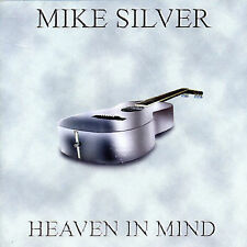 Heaven in Mind * by Mike Silver (CD, Apr-2006, Cherry Red)