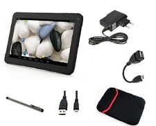 10'' ZOLL QUAD CORE HD 32GB TABLET PC ANDROID 4.4 KITKAT EBOOK BT 3G WLAN USB SD