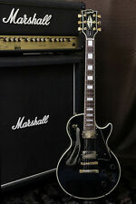 Epiphone 1999 made Les Paul Custom LPC-80 Black Long Neck tenon Made in Japan