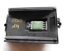 2001 VW Polo 6N2 1.4 16V heater resistor