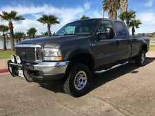 Ford : F-350 Crew Cab 156 7.3l DIESEL 4X4 4WD BANKS SUPER DUTY