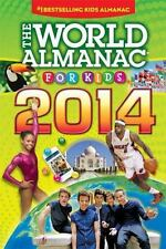 The World Almanac for Kids 2014-ExLibrary
