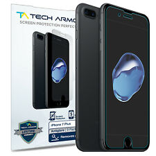 Tech Armor Plus Anti-Glare Matte Screen Protector for Apple iPhone 7 Plus [3]