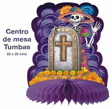TABLE DECORATION ! CATRINA  DAY OF THE DEAD    DIA DE LOS MUERTOS      AWESOME !