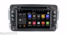 """7"""" Android 5.1 Car DVD Player GPS Radio Stereo for Mercedes Benz W203 W209 W463"""