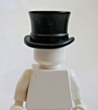 Custom TOP HAT for Lego Minifigures Accessory Steampunk Detective -BLACK