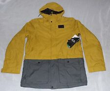 OAKLEY Tally Ho Biozone Insulated Ski/Snowboard Jacket Mens Size Large #411950