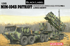 Dragon #3558 - 1/35 MIM-104B Patriot Surface-To-Air Missile w/M983 HEMTT - NEW!