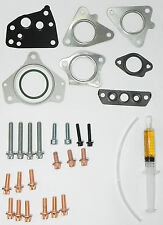 Turbocompresor kit de montaje Mercedes (w639) 3.0 Viano CD (135 kw/motor: om642 v6)