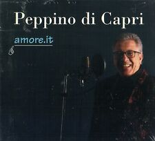 DI CAPRI PEPPINO AMORE .IT CD DIGIPACK SIGILLATO