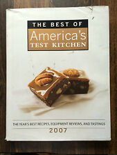 Best of Americas Test Kitchen : The Year's Best Recipes, Equipment Reviews 4671