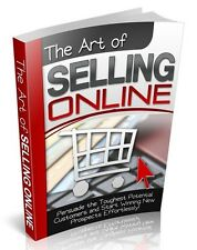 The Art Of Selling Online  + 10 Free eBooks With Resell rights ( PDF )