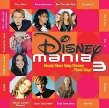 Disneymania 3 Disney Audio CD