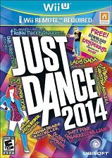 Just Dance 2014 Nintendo Wii U GAME for 10+