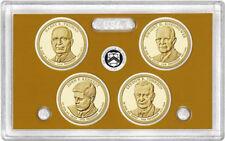 2015-S Proof Presidential Dollar - (Quantity 10 slabs) lot set. No box / COA