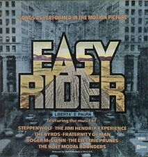 Easy Rider Steppenwolf, Byrds, Jimi Hendrix.. [LP]