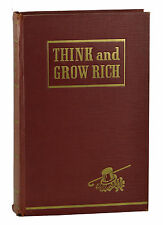 Think and Grow Rich ~ NAPOLEON HILL ~ First Edition ~ 1st Printing 1937