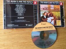 IF YOU CAN BELIEVE YOUR EYES  AND EARS - RARE CD - THE MAMA'S & THE PAPA'S