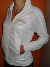 Women's Adidas white jacket size 10/Eur36