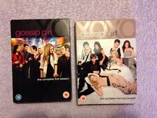Gossip Girl Series 1 & 2 Box Set DVD's