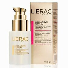 LIERAC EXCLUSIVE SERUM~INTENSE DEEP WRINKLE FILLER 10% HYALURONIC ACID!~NIB~$98!